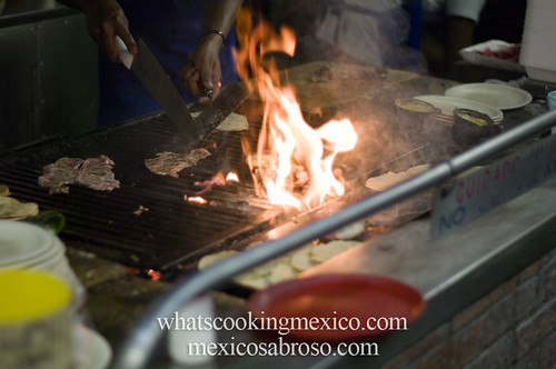 "Grill<br /><span style=""font-size:0.8em;"">Read more about it here: <a href=""http://whatscookingmexico.com/2012/02/13/the-anatomy-of-a-taco/"" rel=""nofollow"">whatscookingmexico.com/2012/02/13/the-anatomy-of-a-taco/</a></span> • <a style=""font-size:0.8em;"" href=""http://www.flickr.com/photos/7515640@N06/6862930063/"" target=""_blank"">View on Flickr</a>"