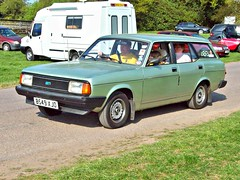 281 Morris Ital SL 1.3 Estate (1985) (robertknight16) Tags: british morris 1980s bmc bl