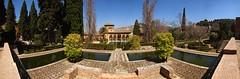 Alhambra Palace 03 قصر الحمراء Panoramic View / Granada / Spain - 27.03.2012 (Ahmed Al.Badawy) Tags: spain granada alhambrapalace hutectshots ahmedalbadawyandalusiaandalucia