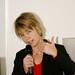 Tijdens haar openingstoespraak op de vakbeurs voor milieu-innovatie en milieutechnologie IFEST had Vlaams minister van Leefmilieu Joke Schauvliege het over een toekomstgericht milieubeleid in Vlaanderen.  Fotograaf: Erwin Brouwers