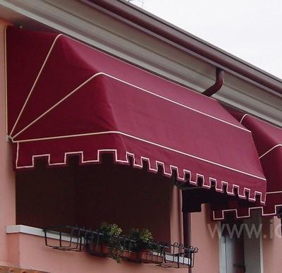 Tipos de toldos para balcones