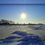 Любмин в феврале / Ostsee Lubmin thumbnail