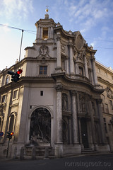 """San Carlo alle Quattro Fontane • <a style=""""font-size:0.8em;"""" href=""""http://www.flickr.com/photos/89679026@N00/6902007501/"""" target=""""_blank"""">View on Flickr</a>"""