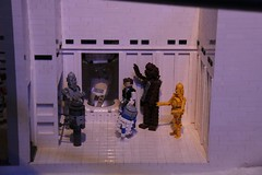 Star Wars Experience - Legoland (Dave Catchpole) Tags: park family kids canon fun hotel amazing lego bricks models submarine resort atlantis theme windsor shows rides adults berkshire park legoland fascinating miniland 50d wars star theme