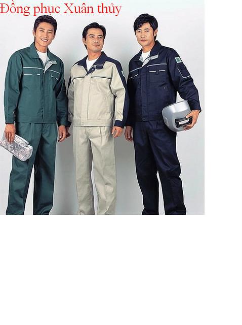 Đồng phục công nhân XT