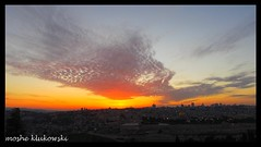Jerusalem -  (moshek70) Tags: sky weather clouds israel jerusalem        thetemplemount
