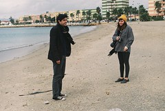 Chris & Zera (Stefano Blanca Sciacaluga) Tags: people spain andalucia cadiz zenit12xp lalineadelaconcepcion
