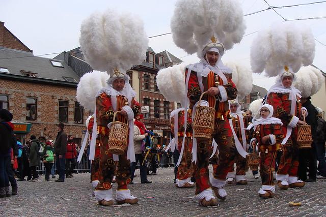 Carnaval de Binche - Mardi Gras