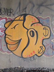 Free5 (soulroach) Tags: nyc ny graffiti bronx free5