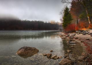 Hohenschwangau in fog  (MG_1367)