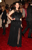 Lucy Liu Alexander McQueen: 'Savage Beauty' Costume Institute Gala 2011 at The Metropolitan Museum of Art New York City, USA