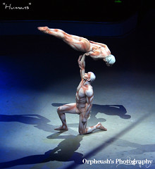 Humans (Orpheush's Photography) Tags: show nude photography circus human strong op nudity strengh orpheush