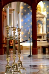 The Lenten season is upon us (mrperry) Tags: california candles catholic cathedral altar sacramento catholicism lent eucharist lentenseason cathedraloftheblessedsacrament