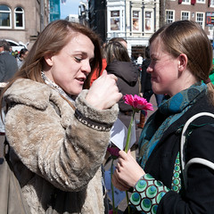 Smartensexy 2012-129 (www.fotowouters.nl) Tags: sexy smart amsterdam lente odeon rokjesdag smartensexy