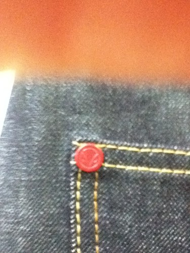 A picture of item #HTjeans