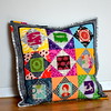 friends!  :D (.House. of A La Mode) Tags: foundation pillow cushion paperpiecing echino ptchwork rubystarrising