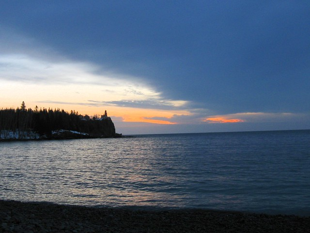 Split Rock Sunrise