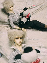 Meanwhile at Laurie's (nixblack) Tags: ball doll soul bjd mezz ios starr immorta