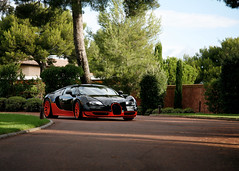 Bugatti Veyron 16.4 Super Sport at Paul Ricard Circuit (Bugatti Automobiles S.A.S.) Tags: france bugatti bugattiveyron164supersport paulricardcircuit