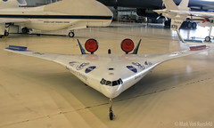 Boeing X-48C (mvonraesfeld) Tags: aircraft nasa explore research works boeing phantom edwards afb drone x48 img4473 blendedwingbody x48c