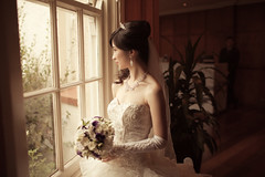 Wedding day (Qiao.Wei) Tags: bride friend weddingday weddingphotography yome canberraphotographer