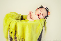 -Newborns- DANIELA IV (AxelMontero | photography) Tags: baby cute verde green girl soft nia suave dulce newborns recinnacido bab