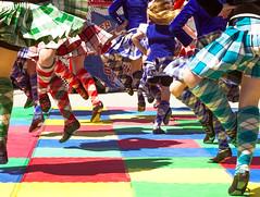 Fling It! (RachelWolff72) Tags: light colour fling feet girl square de kilt jig highland scot cover getty friday pas bas app instagram
