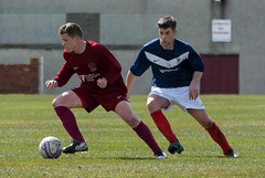 Shotts BA v Vale of Leven 27/4/13 (Stevie Doogan) Tags: park bon cup accord hannah central engineering vale league leven shotts of euroscot