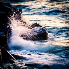 Try to see it once my way (Greg David) Tags: toronto canon waves lakeshore lakeontario crashingwaves 6d lakeshorevillage