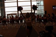 IMG_2081 (grooverman) Tags: party canon eos rebel football texas cheerleaders legs stadium nfl houston t3 dslr texans draft reliant 2013