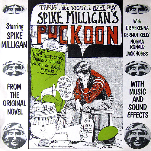 Spike Milligan - Puckoon