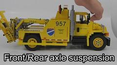 Tow truck video (LegoMarat) Tags: