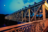 Falls Bridge - Philly (Jackpicks) Tags: bridge philadelphia river structure schuylkillriver fallsbridge