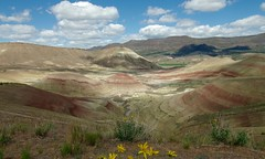 John Day Fossil Beds National Monument (chuckrn) Tags: oregon colorful paintedhills naturalwonder johnday johndayfossilbedsnationalmonument
