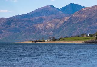 Near Onich on Loch Linnie