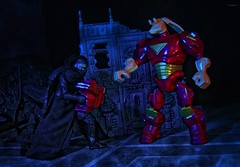 Plot Armor (BrickSev) Tags: fiction black toy toys actionfigure photography star starwars order force action space first indoor science armor actionfigures figure scifi jar ren leader series parody sciencefiction wars figures armour plot episode vii tabletop supreme binks the jarjarbinks awakens toyphotography supremeleader episodevii blackseries hulkbuster kylo theforceawakens forceawakens kyloren plotarmor
