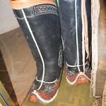 Mongolian falconer's riding boots thumbnail