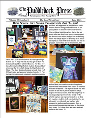 2016-PuddledockPress-p1v37n6 (puddledockpress) Tags: june page1 2016 puddledockpress