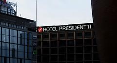 Hotel Presidentti (ri Sa) Tags: buildings finland hotel helsinki chapel kamppi silence presidentti
