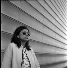 S (imanol6x6) Tags: street portrait blackandwhite bw 120 6x6 film eh rolleiflex mediumformat kodak trix 400 mf nophotoshop sansebastian f28 donostia trl 500x500