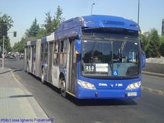 U2| Subus Chile. (PSB// Micros, Buses, Furgones, Camiones y Trenes) Tags: induscar caio mondego ha