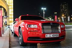 Rolls-Royce Wraith (R_Simmerman Photography) Tags: red marina mall hotel spring dubai boulevard walk garage united parking main uae entrance emirates khalifa arab saudi rolls kuwait abu dhabi royce qatar burj wraith supercars valet combo jbr 2016 sportcars dubaicars hypercars carsofdubai