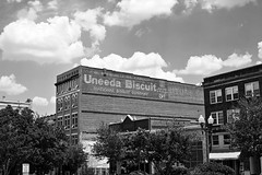 Uneeda Biscuit? (Rob Sneed) Tags: sign vintage louisiana ghost shreveport uneedabiscuit nationalbiscuitcompany