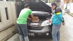 lg dipasang (Kanika_Group) Tags: lampung car hemat bbm kanika group irit