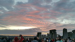 Stonehenge Summer Solstice Sunrise 2016 (The Stonehenge Stone Circle Website.) Tags: summer sunrise circle open inner solstice stonehenge access 2016