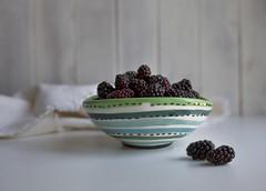 (donna leitch) Tags: stilllife fruit berries bowl blackberries donnaleitch