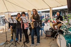 G22_0252 (bandashing) Tags: school england music manchester market crowd hyde entertainment sing civicsquare sylhet bangladesh socialdocumentary aoa tameside bandashing akhtarowaisahmed mrkeates
