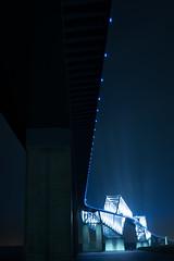 DSC04494 (Zengame) Tags: bridge japan architecture night zeiss tokyo sony illumination landmark illuminated cc jp creativecommons    distagon     wakasu   a6300  tokyogatebridge   distagontfe35mmf14za fe35mmf14 6300 distagonfe35mmf14