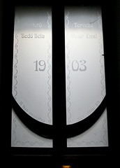 (elinor04) Tags: house building art window architecture liberty design hungary details budapest secession architectural architect artnouveau ornaments nouveau modernisme 1903 hungarian jugendstil modernmovement belleepoque bellepoque findesicle turnofthecentury artenova szecesszi vidoremil szecessz hungariansecession hungarianartnouveau emilvidor magyarszecesszi magyarszecessz