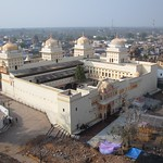 "Ram Raja Mandir from Chatturbuj Mandir <a style=""margin-left:10px; font-size:0.8em;"" href=""http://www.flickr.com/photos/14315427@N00/6776603716/"" target=""_blank"">@flickr</a>"